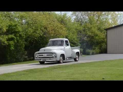 1953 Ford F-100 Pickup