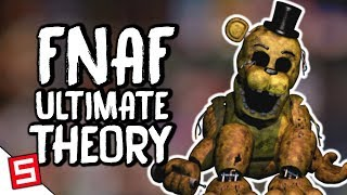 FNAF: Ultimate Theory, The One You Shouldn't Have Killed (FNAF 6 Ultimate Custom Night Theory Part 2