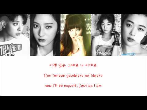 f(x) - Snapshot [Hangul/Romanization/English] Color & Picture Coded HD