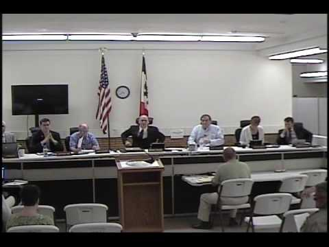2016-05-24 Board of Supervisors Meeting
