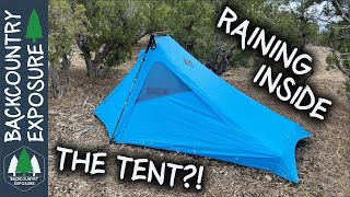 Black Diamond Distance Tent | Design Flaws?!