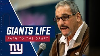 Giants Life: Path to the Draft | Showtime at the NFL Combine
