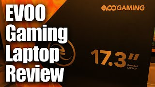 EVOO Gaming Laptop Review • 17 inch RTX 2060 laptop from Walmart • Best Deal of 2019? Tongfang GK7-S