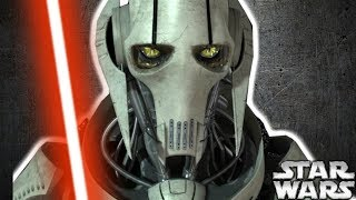 How Palpatine REVIVED General Grievous After Revenge of The Sith - Star Wars Explained