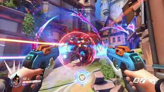 Overwatch - Tracer Teamtage