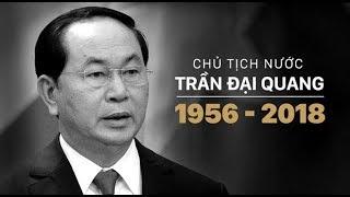 Chủ tịch nước Trần Đại Quang từ trần | ANTV