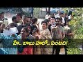 Jr NTR prevents voter from breaking queue