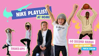 Sky Brown At Home PLUS Pascal Siakam | Nike PLAYlist | Nike