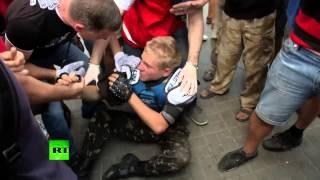 Майдан: Нас использовали как женский тампон