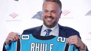 Matt Rhule's First Day | All Access | Carolina Panthers