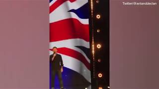 Ant and Dec have emotional reunion on Britain's Got Talent
