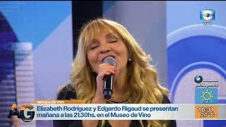 Música Arriba Gente - Elizabeth Rodríguez y Edgardo Rigaud