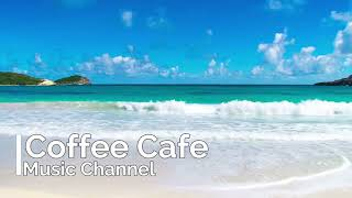 The Best Relaxing Hawaiian Beach Cafe Music 8