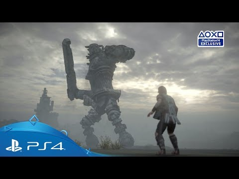 Shadow of the Colossus | Enthüllungstrailer | PS4