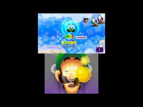 Mario & Luigi: Dream Team - Wakeport & Dreamy Wakeport Attack Block Locations - Smashpipe Games