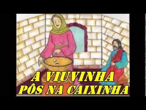 Baixar A OFERTA DA VIUVINHA - ALINE BARROS (PLAYBACK LEGENDADO)