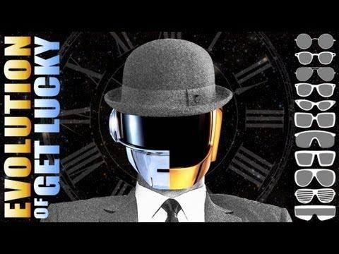 Baixar Evolution of Get Lucky [Daft Punk Chronologic cover by PV NOVA]