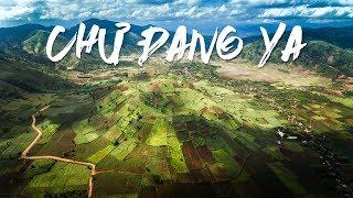 Chinh phục núi lửa kép Chư Đang Ya ở Gia Lai Tây Nguyên