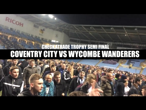 Coventry City vs Wycombe Wanderers