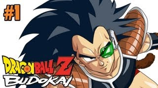 Dragonball Z Budokai Gameplay Walkthrough- Episode 1 - Its Over 9000? (HD Collection)