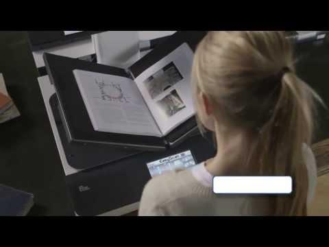 BookEye 4V2 Kiosk por Image Access