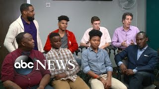 Teen boys discuss the pressures of becoming a man: 'Confusing' and 'frustrating'