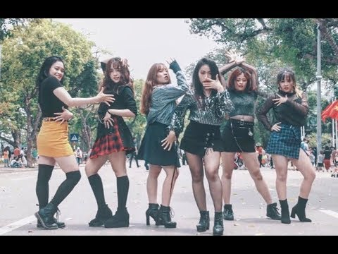 [KPOP IN PUBLIC CHALLENGE](G)I-DLE((여자)아이들) LATATA(라타타) Cover by BLY