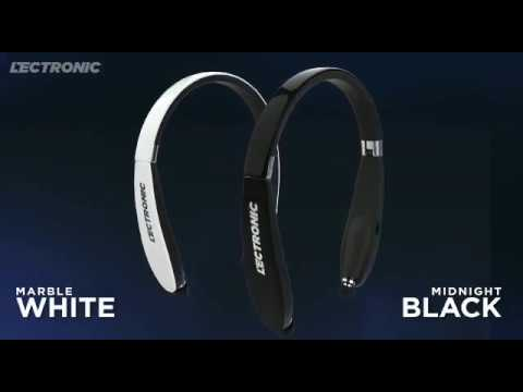 Lectronic Neckband design Bluetooth Headphones