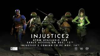 Injustice 2 - Fighter Pack 3 Reveal Trailer