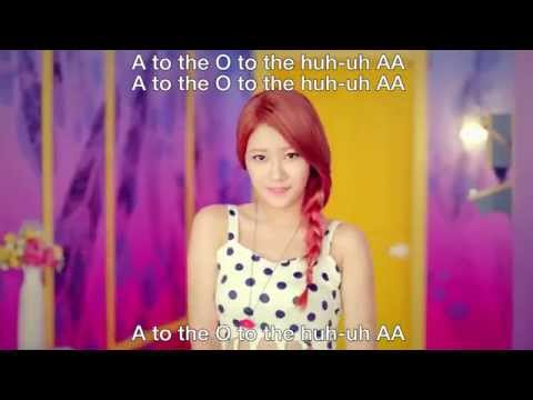 AOA Black - MOYA MV [ENGSUB + Hangul + Romanized Lyrics] HD 720p