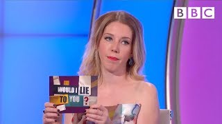 Does Katherine Ryan think having a one syllable name makes you dim? | Would I Lie to You? - BBC