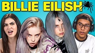 TEENS REACT TO BILLIE EILISH