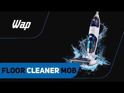 Extratora Floor Cleaner Mob a Bateria Wap Bivolt - Vídeo explicativo