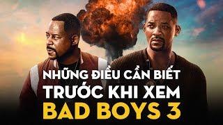 BAD BOYS: Khi Những Gã Trai Hư Làm Cảnh Sát