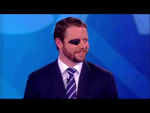 Rep. Dan Crenshaw on Immigration Policy and Border Crisis | The View