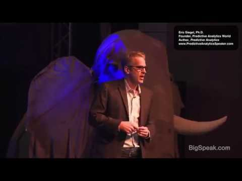 Eric Siegel - Predictive Analytics