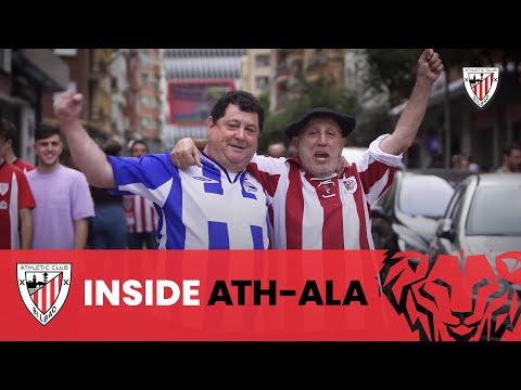 📽 Athletic Club-Deportivo Alaves / INSIDE
