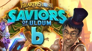 Saviors of Uldum Review #6 - INSANE Hunter Cards | Hearthstone