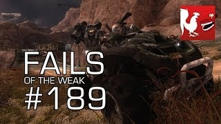 Fails of the Weak – Funny Halo Bloopers and Screw Ups!