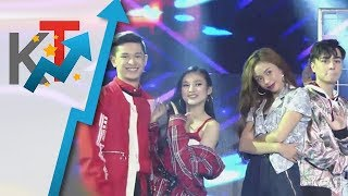 KarJon at MayWard, sumayaw at nagpakilig sa It's Showtime!
