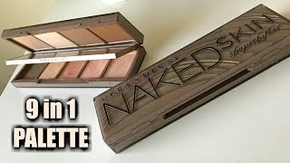ONE STOP SHOP PALETTE? Urban Decay Shapeshifter Review