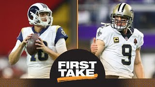 First Take debates which NFL team is No. 2 to Eagles as best in NFC   First Take   ESPN