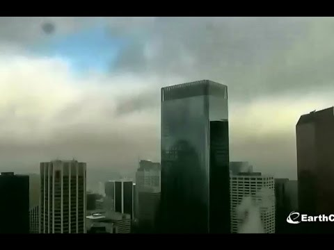 Time Lapse of Calgary Skyline and Brookfield Place
