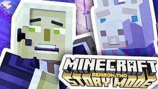 MINECRAFT STORY MODE SEASON 2 EPISODE 2!!!!