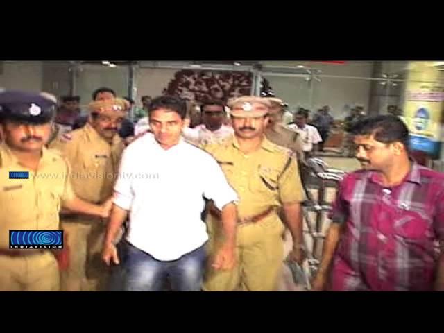 Panthirikkara Sex Racket: Three accused were arrested at Airport