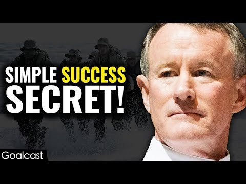Inspiring Story from Hell Week - William H. McRaven, US Navy Admiral