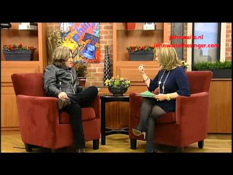 John Waite Missing You and Interview on CBS Philly