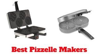 Best Pizzelle Makers 2017 | Top 5 List