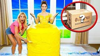 Baking WORLD'S LARGEST Giant Princess Doll CAKE! (Secret Mystery Box Appears) w/ Ro Pansino