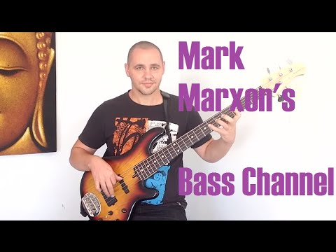 red hot chili peppers - naked In the rain - Flea Bass Solo Lesson